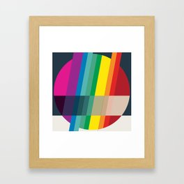 Spectrum - Spectrum This is Only a Test Pattern Framed Art Print