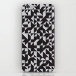 Girard Inspired Geometric Pattern iPhone Skin