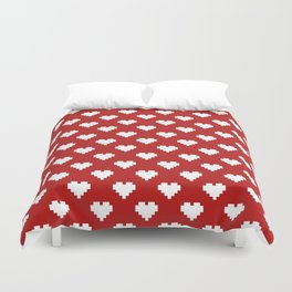 Valentine's Day Pattern Duvet Cover
