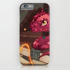 The Dragon Library Slim Case iPhone 6s