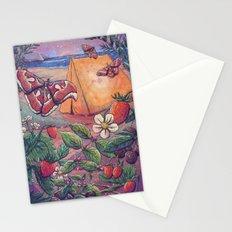Goji Beach Stationery Cards