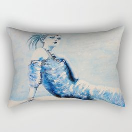 Spirits of Winter 1 Rectangular Pillow
