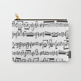 Sheet Music Carry-All Pouch