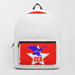 UCA Classic Gold Backpack