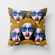 POP STAR Throw Pillow