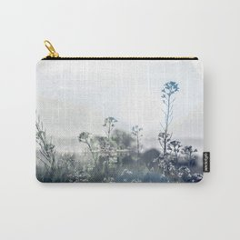 Mountain Bloom Carry-All Pouch