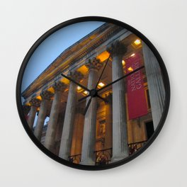 The London National Gallery Wall Clock