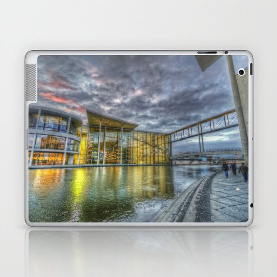 Paul Lobehaus Berlin Laptop & iPad Skin
