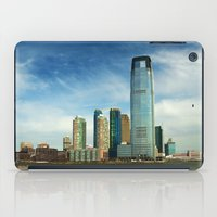 new jersey iPad Cases featuring New Jersey by Raymond Earley