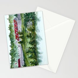Fort Ticonderoga Stationery Cards