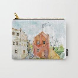 Lisbon Aquarelle No.12 Carry-All Pouch