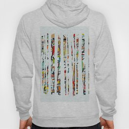 Abstract Composition 1010 Hoody
