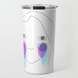 Liquid World Travel Mug