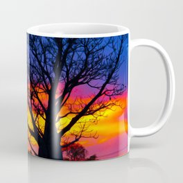 Pinks  n Purples thu Boab Coffee Mug