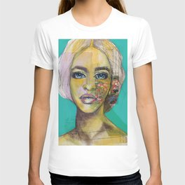 Bea Turquoise T-shirt