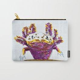 Axolotl Carry-All Pouch
