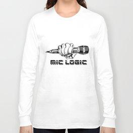Mic Logic Long Sleeve T-shirt