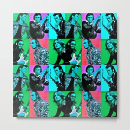Roxy Metal Print