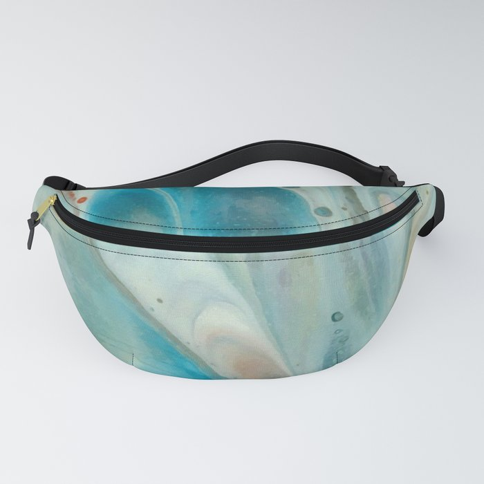 Pearl abstraction Fanny Pack