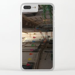 Steps Between the Walls... Clear iPhone Case