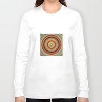 mod Long Sleeve T-shirts featuring Mod  by Lori Wemple
