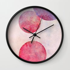 capiz III Wall Clock