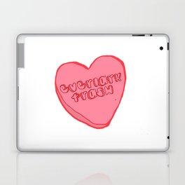 odesta trash Laptop & iPad Skin