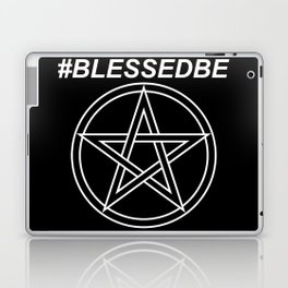 #BLESSEDBE Laptop & iPad Skin