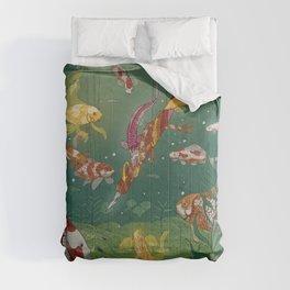 Ukiyo-e tale: The magic pen Comforters