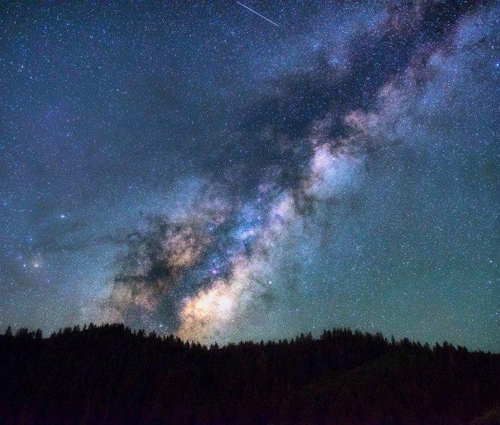 Milky Way I Metal Travel Mug