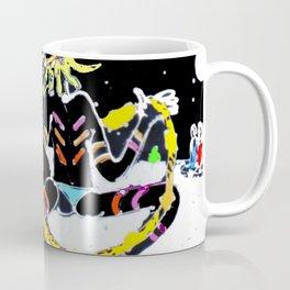 Witch Doctor Dance       by Kay Lipton Coffee Mug