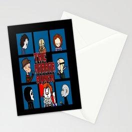 The Horror Bunch: Slashers Unite Stationery Cards