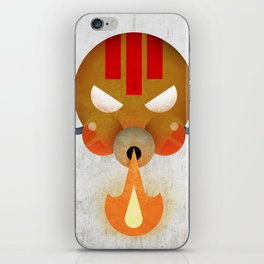 Dhalsim iPhone Skin