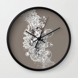 Gipsy Wall Clock