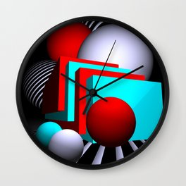 liking geometry -7- Wall Clock