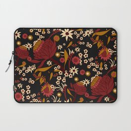 Australian Natives Red Blossom Laptop Sleeve