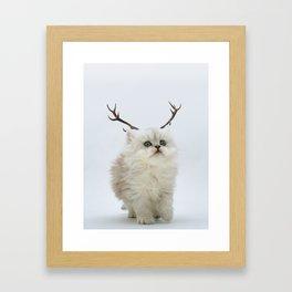 Elkitty Framed Art Print
