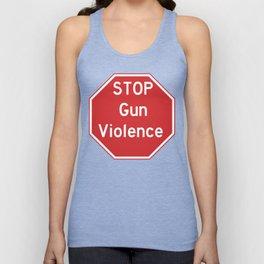 Stop Gun Violence Gun Control Shirt Unisex Tank Top