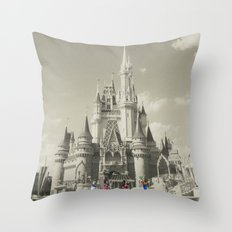 Walt Disney World Throw Pillow
