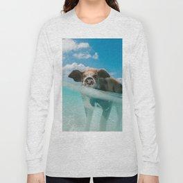 That piggy life Long Sleeve T-shirt