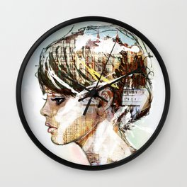 Britt Wall Clock