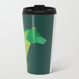 Grizzly Metal Travel Mug