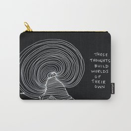 Worlds of Their Own Carry-All Pouch