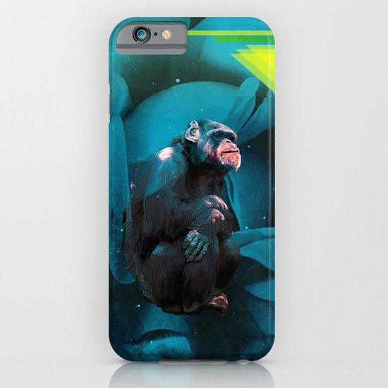 Space Chimp iPhone & iPod Case