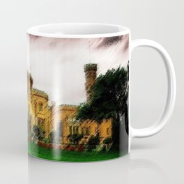 It Happened One Night (In Potsdam) Landscape Painting by Jeanpaul Ferro Coffee Mug