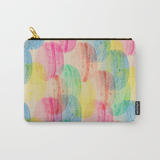 Macaroon Madness Carry-All Pouch