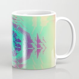 Music Mandala Coffee Mug