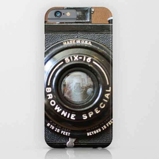 just another vintage camera iPhone & iPod Case
