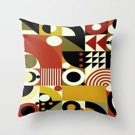 abstract Design 5 Throw Pillow