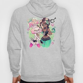 Pearl and Marina are Off the Hook Hoody